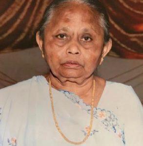 Patel for obituary