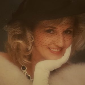 victoria Moore Picture for obit and programs